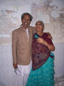 Balubhai and Bhabhi